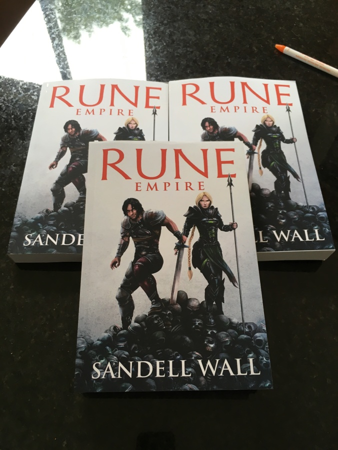 Rune Empire Print Books