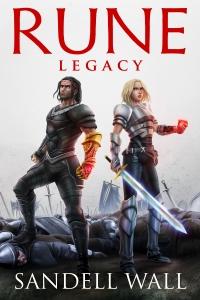 rune legacy e-book cover copy